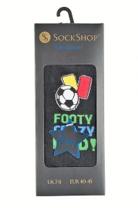 Football Crazy Dad Socks