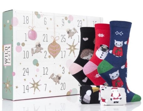 Ladies Sock Advent Calendar