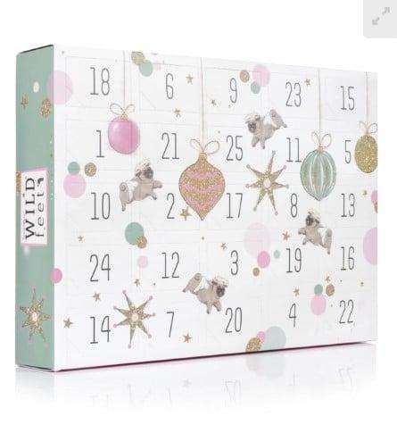 Ladies Sock Advent Calendar