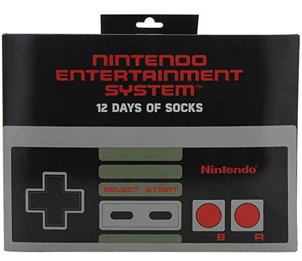 Nintendo Advent Calendar