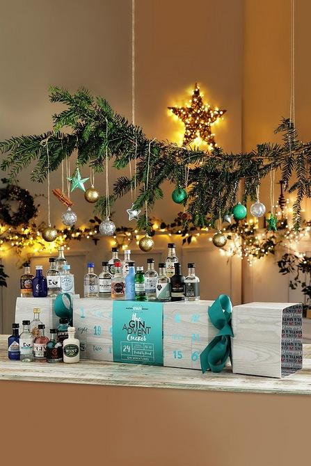 Gin Cracker Advent Calendar Large