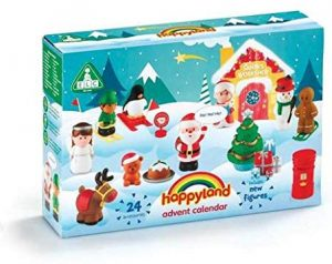 HappyLand Advent Calendar