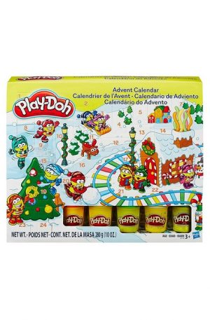 Play Doh Christmas Advent Calendar