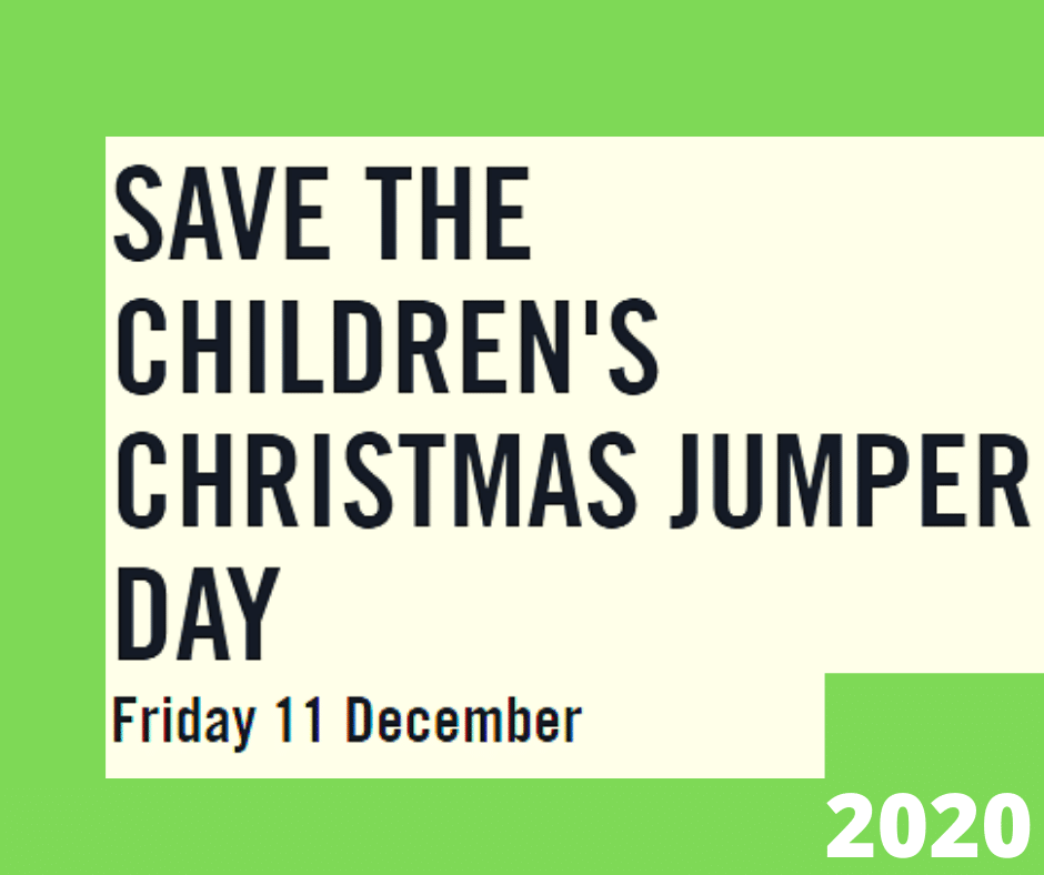 National Jumper Day 11th December 2020