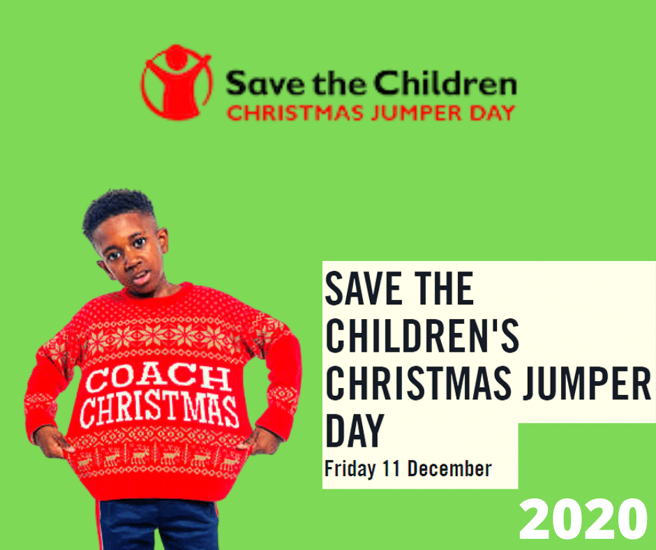 National Christmas Jumper Day 2020