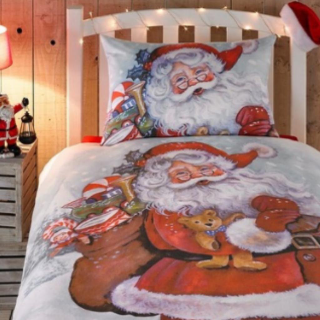 Children's Christmas single duvets