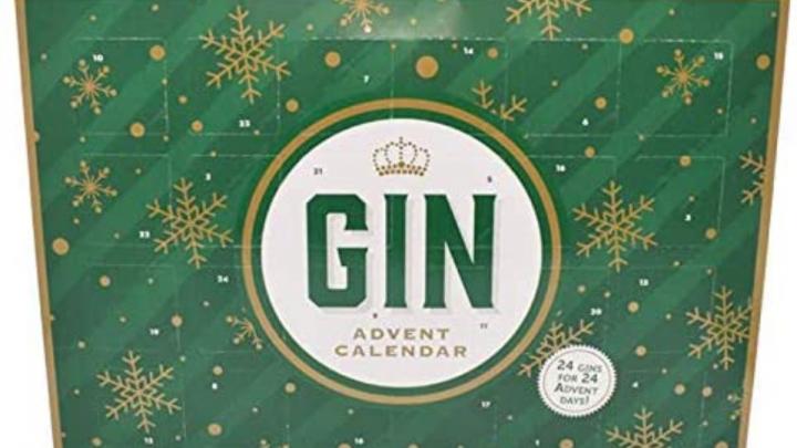 Green Gin advent calendar
